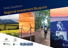 Great Southern Regional Investment Blueprint cover